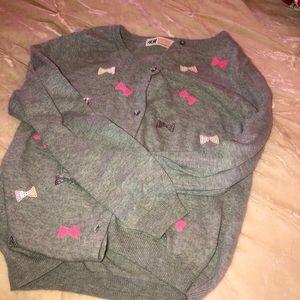 Cute kids H&M's button up sweater
